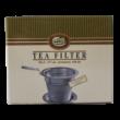 Kép 2/2 - Szűrő teás üvegpohárhoz