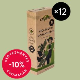 Nicaraguai dohány-kávé (kapszula) 12 csomag