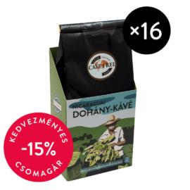 Nicaraguai dohány-kávé 16 csomag