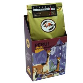 Perui Chancamayo Organic – Bio ültetvény-kávé – 125 g