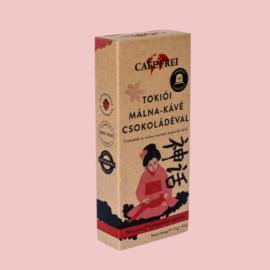 Tokiói málna-kávé csokoládéval 45 g