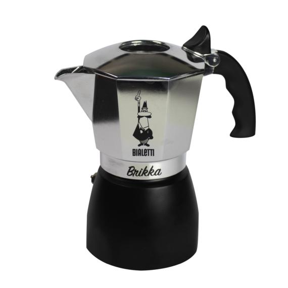 Kávéfőző kotyogós 4 adagos Bialetti Brikka