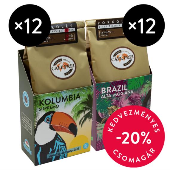 Amazonas (24 csomag)