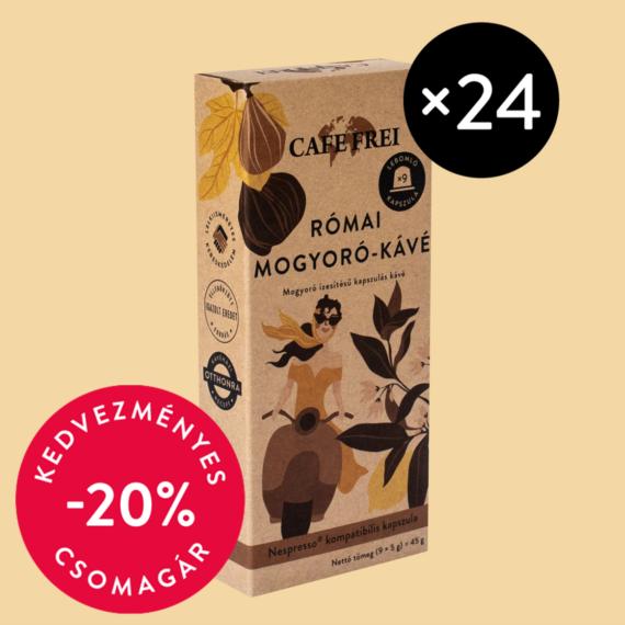 Római mogyoró-kávé (kapszula) 24 csomag