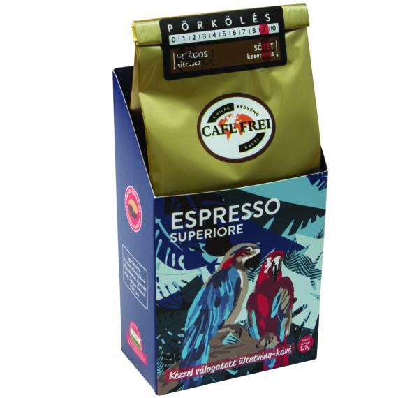 Espresso Superiore – 125 g