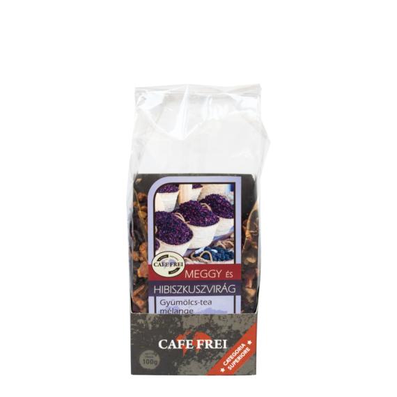 Meggy és hibiszkuszvirág tea – 100 g