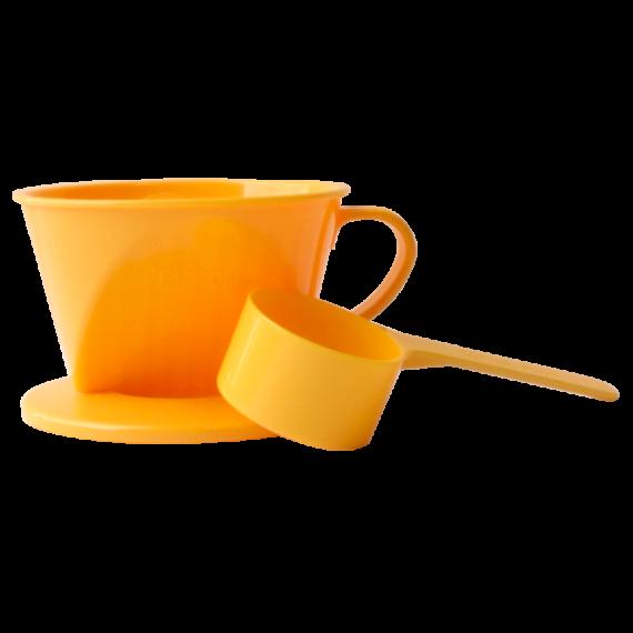 Hario V01 sárga színű csepegtetõ